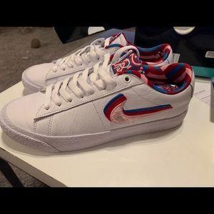 Para x Blazer Low GT SB QS Nike